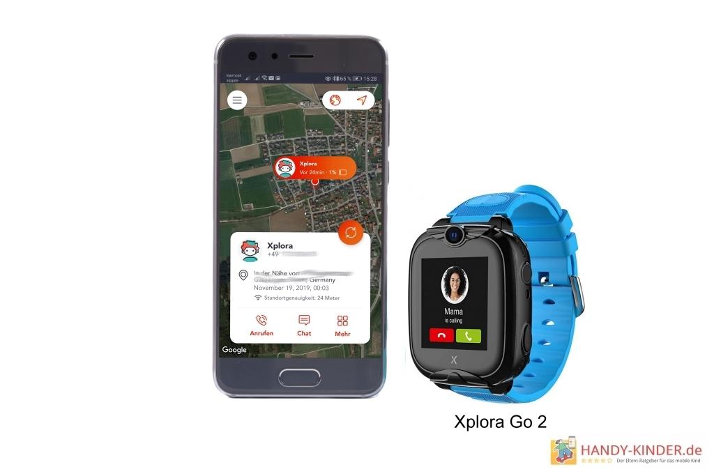 Xplora Go 2 - App installieren und aktivieren