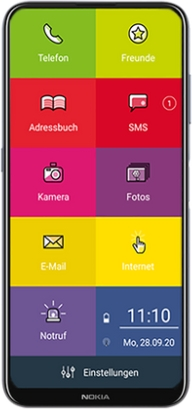 Nokia G20 EinfachFon Kids