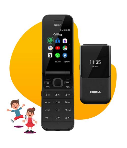 Nokia 2720 - Bestes Notfallhandy