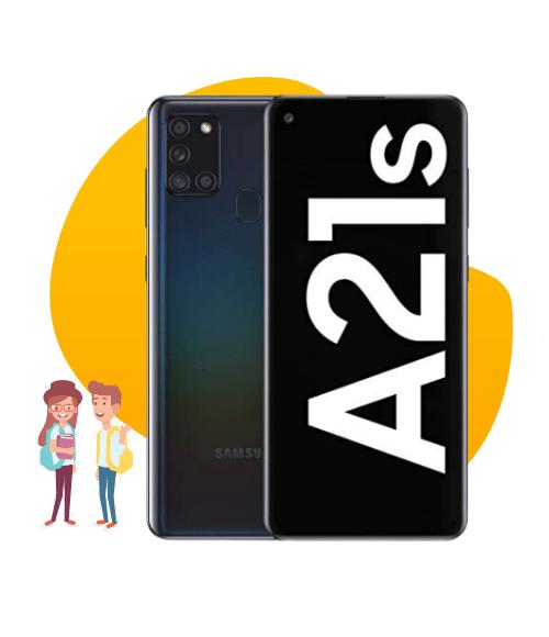 Samsung A21s Einsteiger Smartphone für Schulkinder